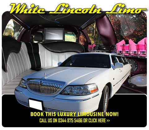 Lincoln Wedding Limo Hire Gloucester Cheltenham And